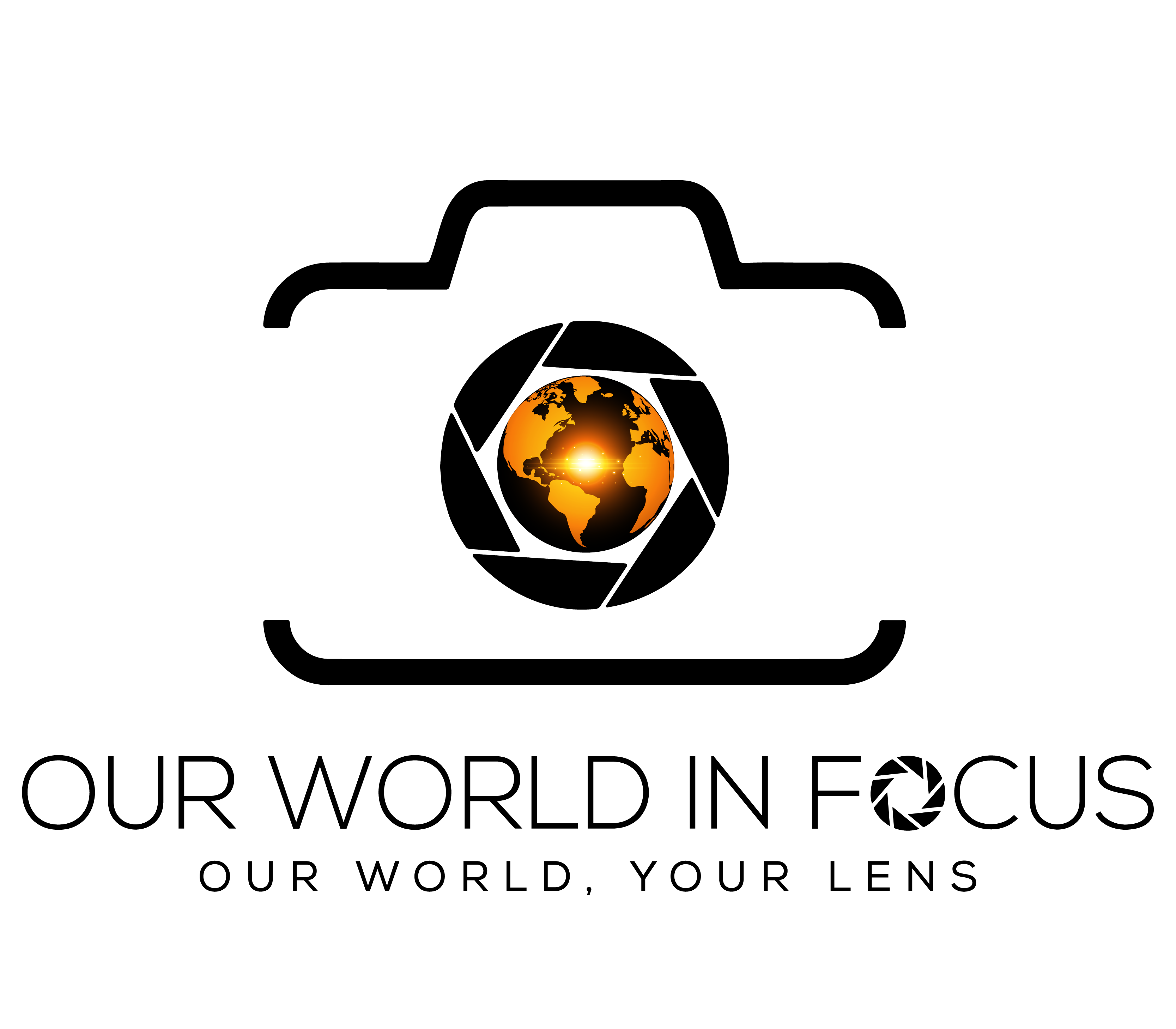 Our World In Focus Logo