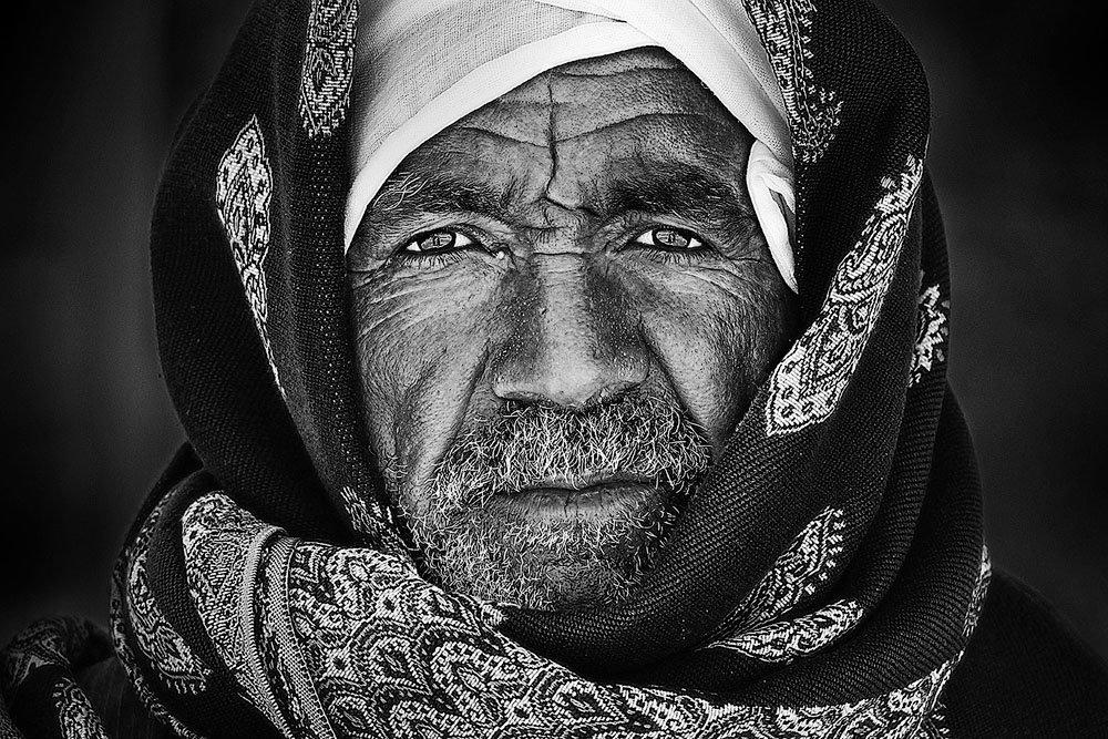 Egyptian Portrait by Mohamed Abdelkader