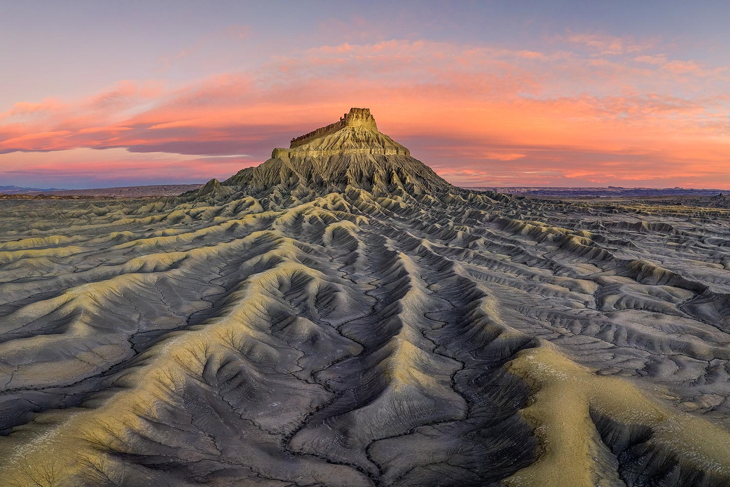 Badlands by Ian Plant